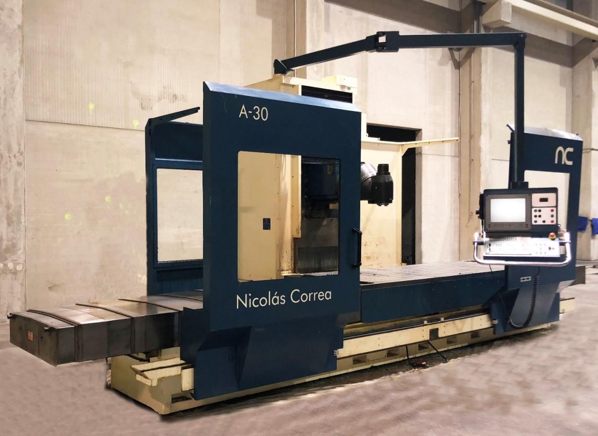 NICOLA CORREA A30/50 TNC 426